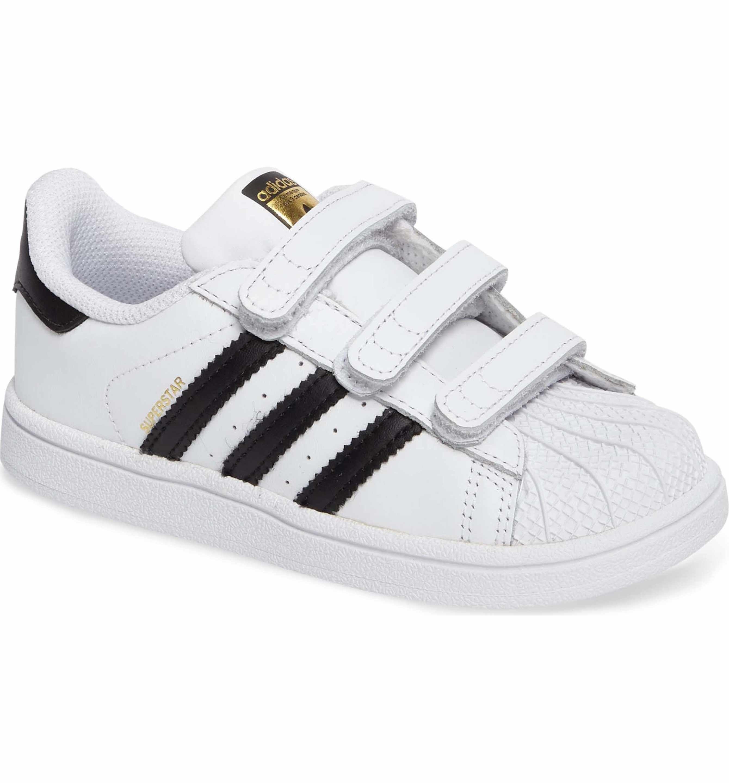 adidas Superstar Sneaker (Baby, Walker & Toddler Bébé  Baby