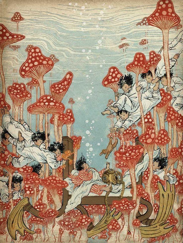 Winsor McCay - Comic Art and Fantasy Illustrations - 40-Trading Cards Set
