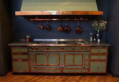 La Cornue Chateau 165 kitchen system, new showroom display...range ...