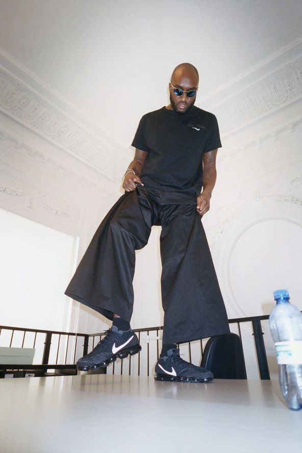 a19460ea728f Off-White founder and creative director Virgil Abloh
