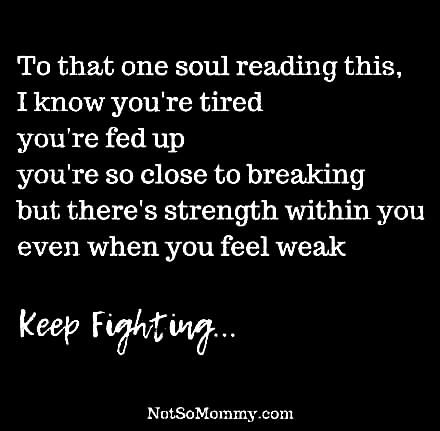 Quotes About Strength In Hard Times Encouragement M...