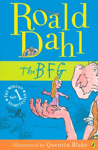 """A book review of Roahld Dahl's """"The BFG."""" I read and reread this novel so many times! How could I help but love books about a dream-bestowing, odd-talking giant? A couple of months ago when I found out the beloved children's story is hitting the big screen later this year, I reread it once again. It did not disappoint! Are you excited for the film adaptation, too?"""