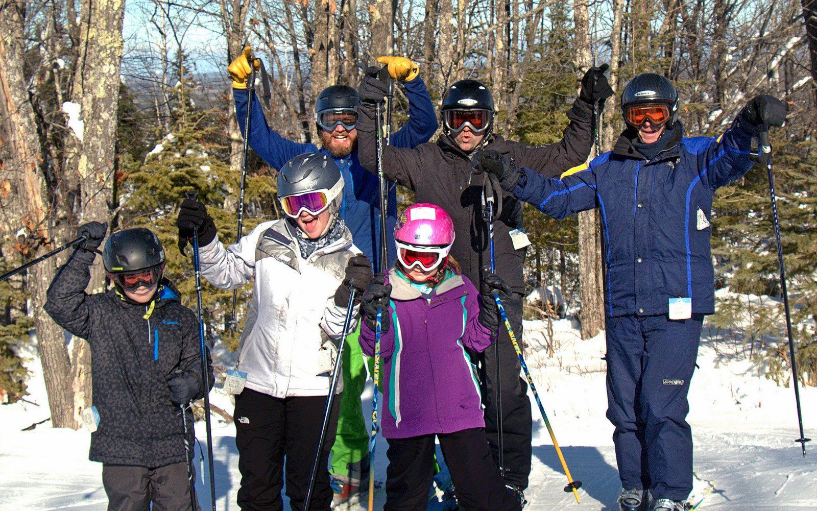 So Glad This Group Is Skiing At Giants Ridge Photo Paul Pluskwik Giantsridge Onlyinmn Mesabiismagic Cross Country Skiing Snow Sports Ski Trails