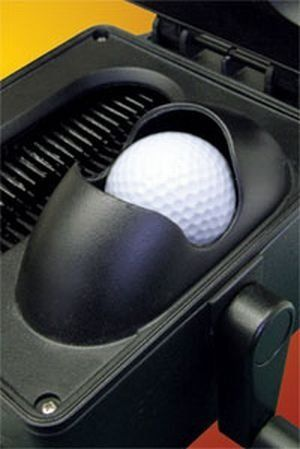 Golf Carts Ideas Kelmar Dca101dual Clean Advantage Portable Golf Ball Washer And Club Head Cleaner Check Out This Great Product Golf Ball Golf Golf Bags