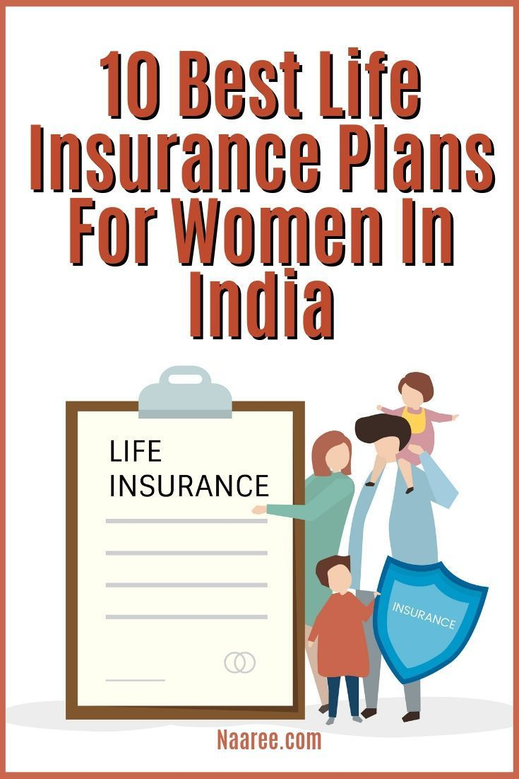 10 Best Life Insurance Plans For Women In India Term Life