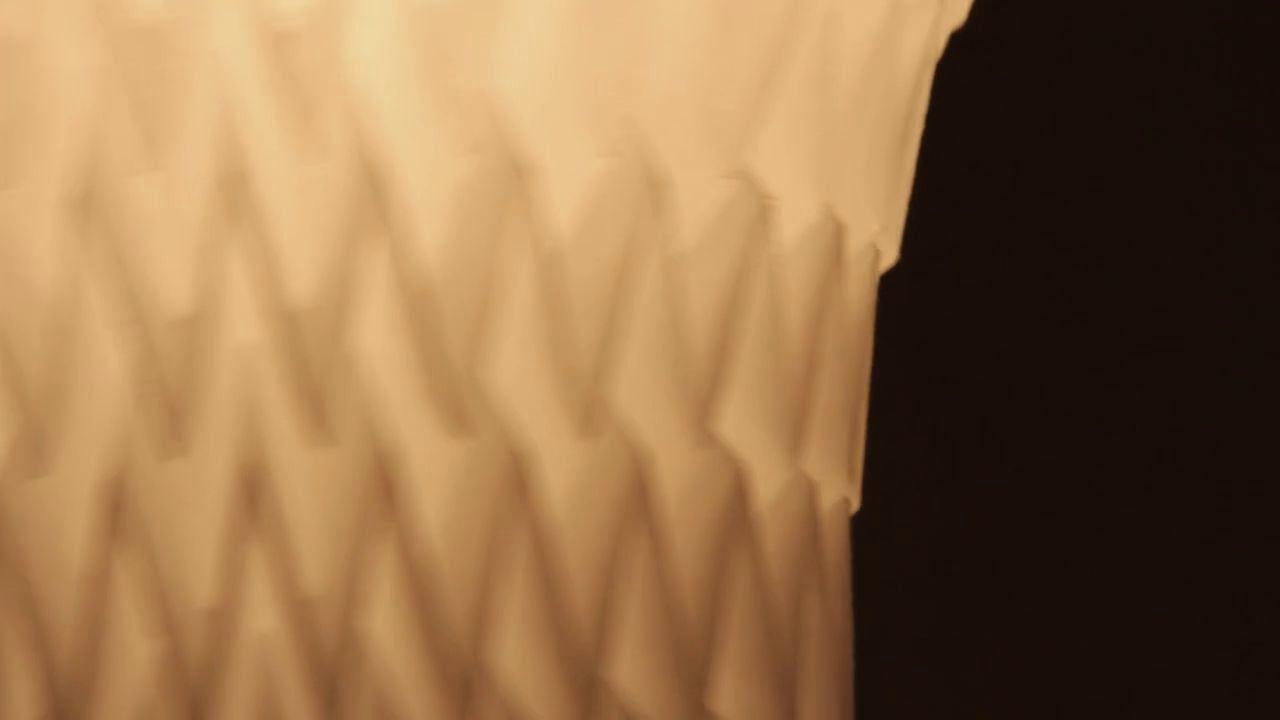 Process: Origami Lighting Prototype