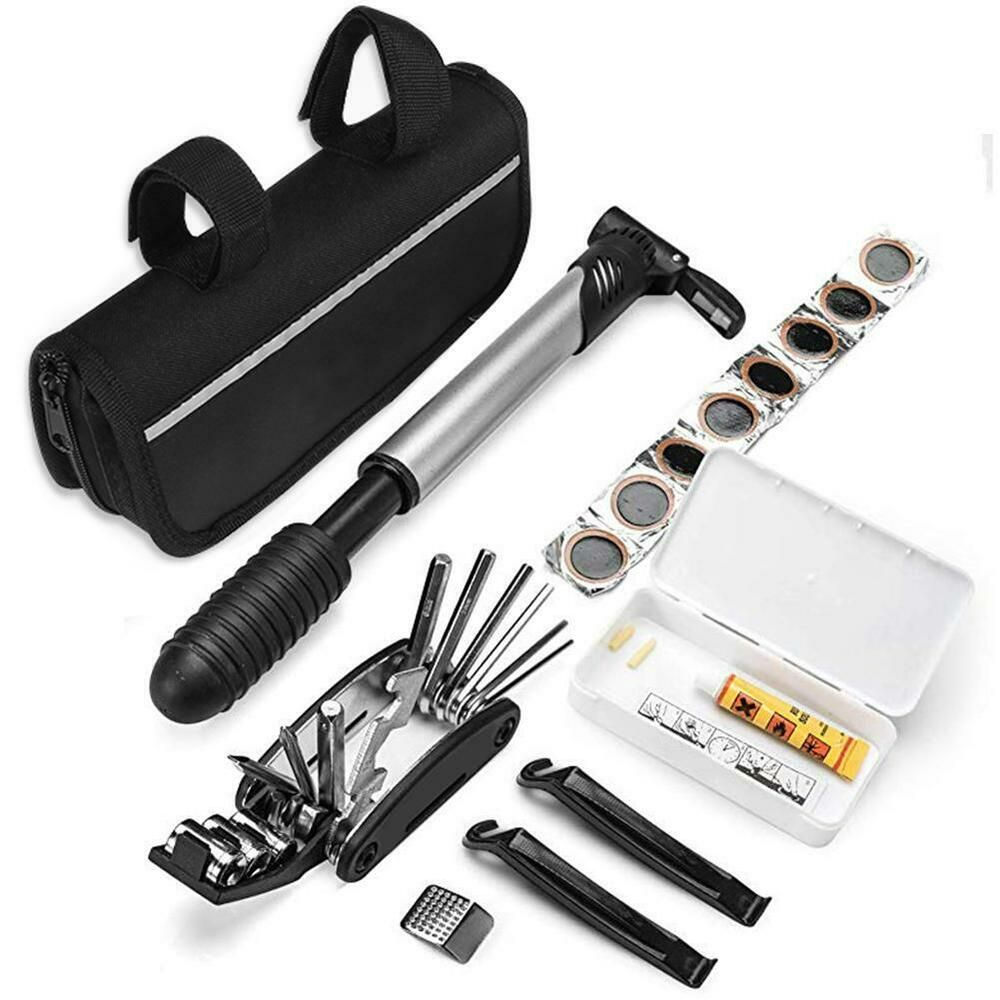 Sponsored Ebay Bike Tire Patches Levers Kits Bicycle Pump