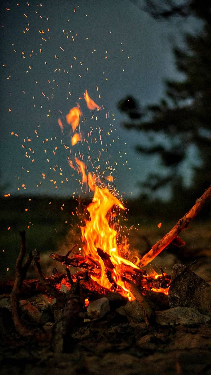 Download Fire Wallpaper By Georgekev B8 Free On Zedge Now Browse Millions Of Popular Camping Wallpape Camping Wallpaper Fire Photography Galaxy Wallpaper