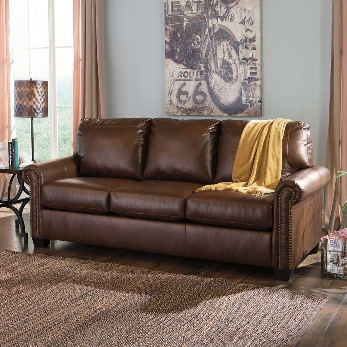 Derbyshire 80 Sleeper Sofa Leather Sleeper Sofa Queen Sofa Sleeper Sofa