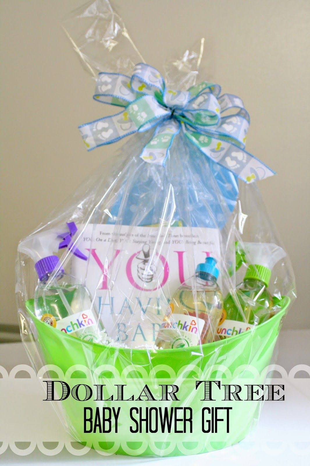 Baby Shower Gift Diy Baby Shower Gifts Baby Shower Baskets
