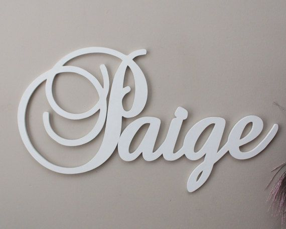 large wooden letters for nursery decor personalized letters