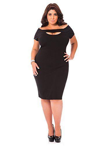 9718189be04 Ashley Stewart Women s Plus Size Leopard Print Colorblock Peplum Dress at  Amazon Women s Clothing store