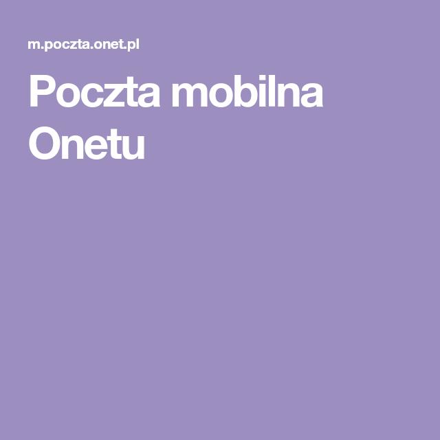 Poczta Mobilna Onetu Lockscreen Lockscreen Screenshot