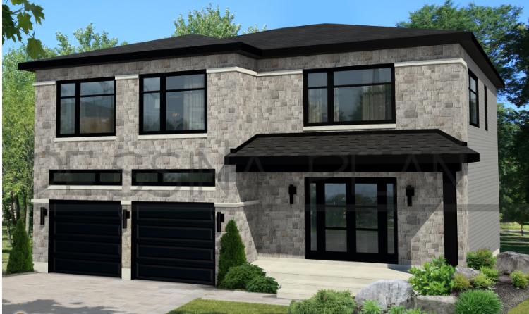 Plan Maison Foyer Roannais : Dessina plan de maison comporte ☆