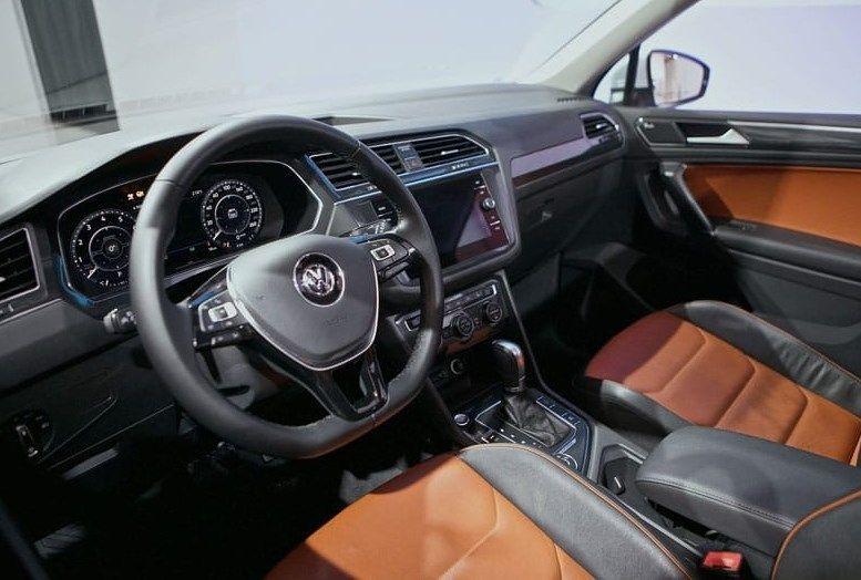 2018 Vw Tiguan Interior Design Volkswagentiguan Volkswagen Design Interior