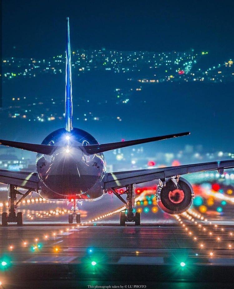 Travel Image Plane Photography Photo Airport Photos