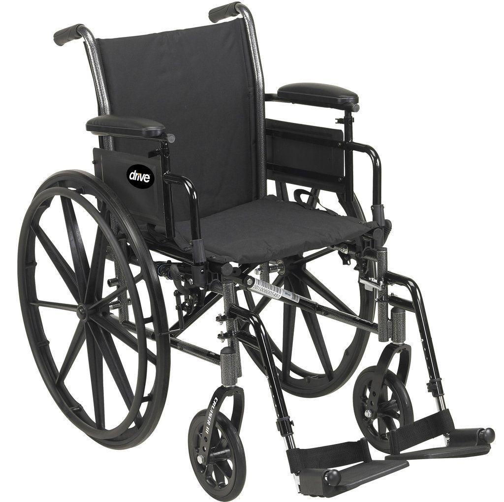 Standard Manual Wheelchair Rental Chicago 20/day