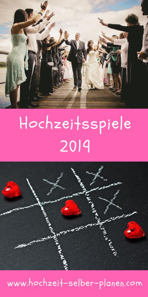 Jeux de mariage 2019