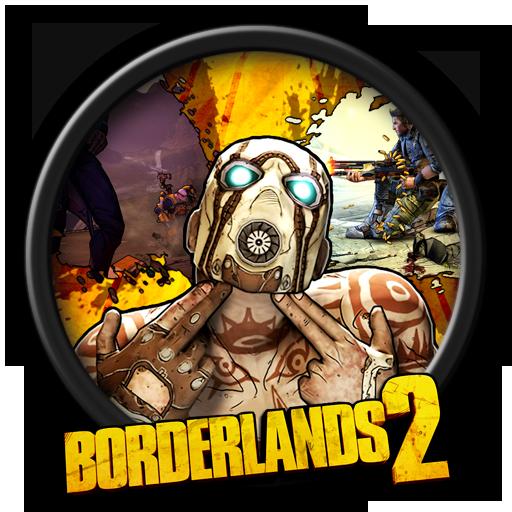 Borderlands 2 Icon By Kodiak Caine D5g96ab Png 512 512 Borderlands Borderlands 2 Warrior 2