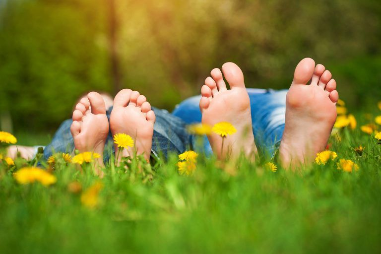 Is grounding the missing link to better health and
