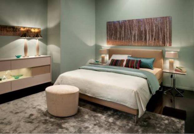 Schlafzimmer Mint ~ Wandfarbe schlafzimmer taupe klassische möbel ecru einrichtungs