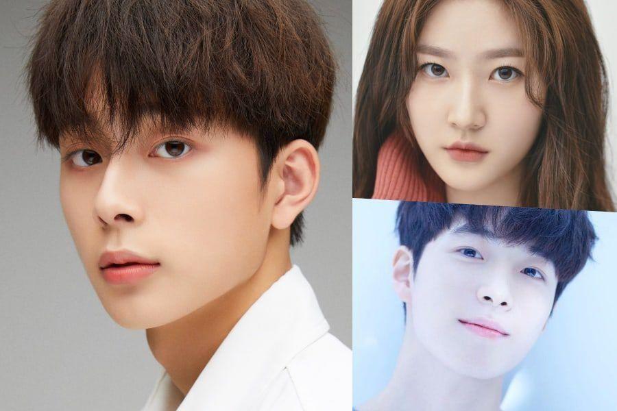 Yoo Seon Ho Cast In Fantasy Drama Starring Kim Sae Ron And Nam Da Reum