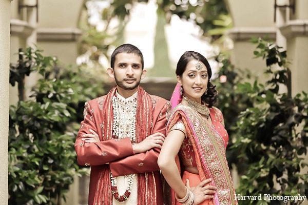 Santa Monica California Indian Wedding By Harvard Photography