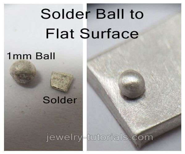 Photo of Jewelry Making Tip – Soldering