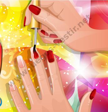 Me encanta #decorar mis #uñas con colores vivos y #accesorios ...