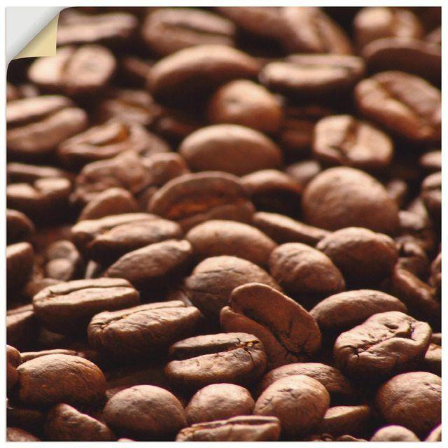 Artland Wandfolie »Anja B. Schäfer: Kaffeebohnen« | OTTO