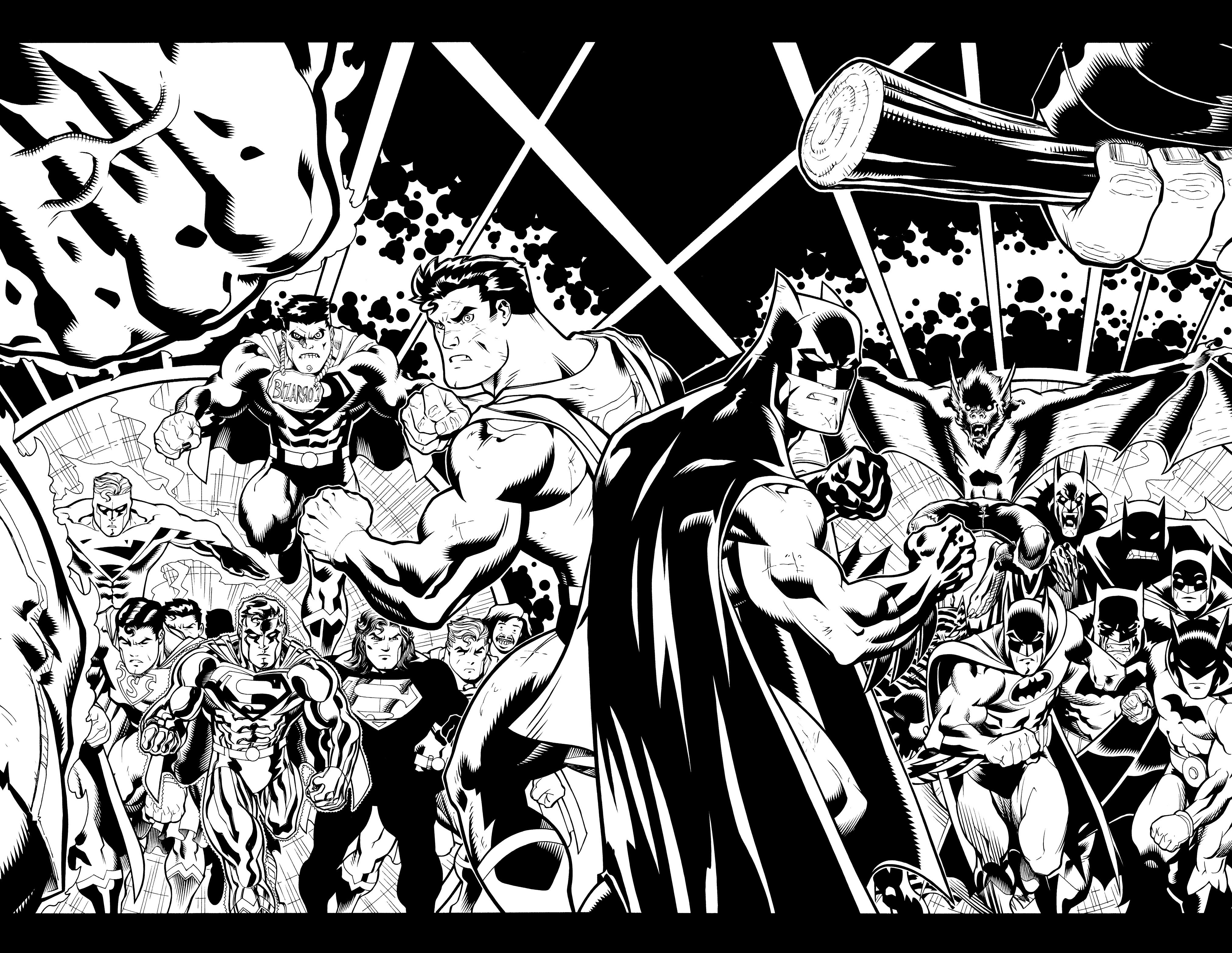Superman/Batman (Inked) by Ed McGuinness | kryptonian stuff ...