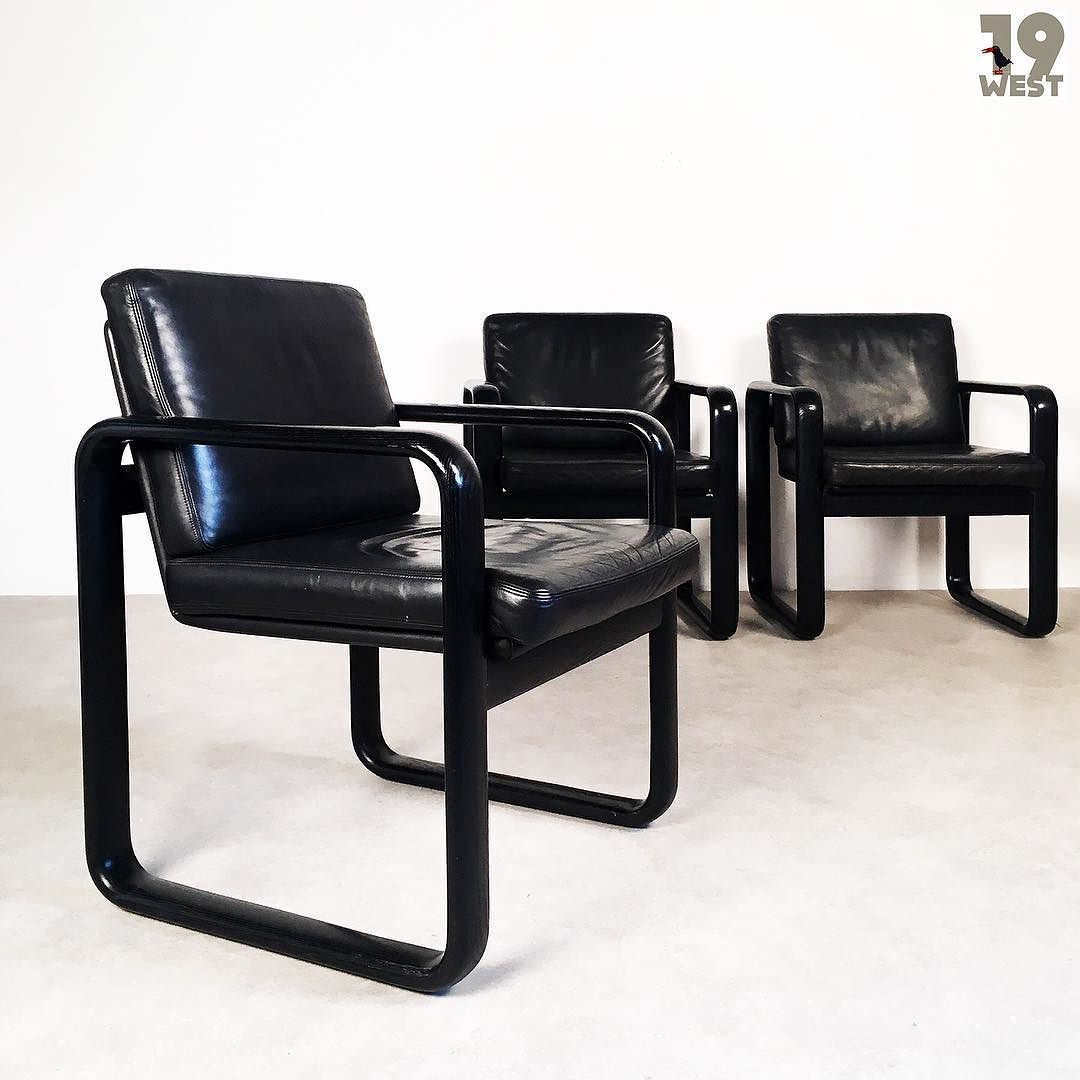 New At 19 West Furniture: Three Hombre Armchairs By Burkhard Vogtherr For  Rosenthal Studio Line
