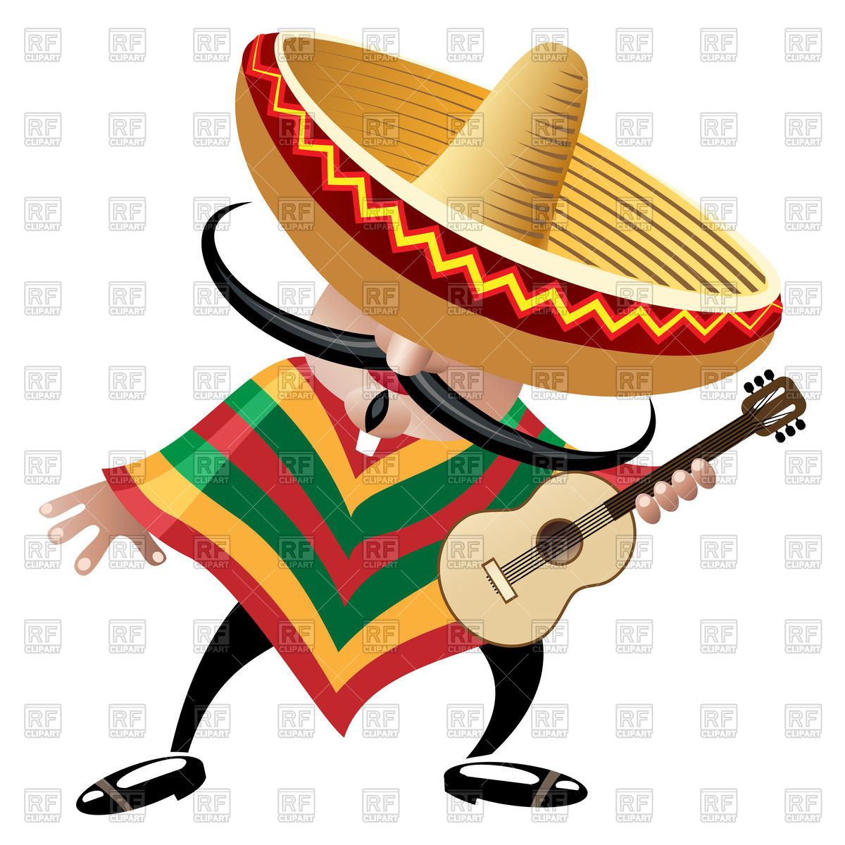 Mexican Sombrero Clip Art Worm   Mexican Sombrero Clip Art Free ...