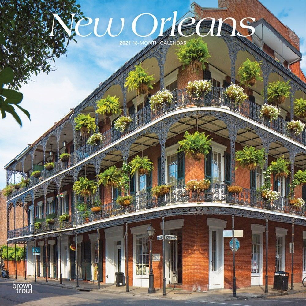 New Orleans Calendar 2022.110 American Cities Ideas In 2021 American Cities Wall Calendar United States Of America
