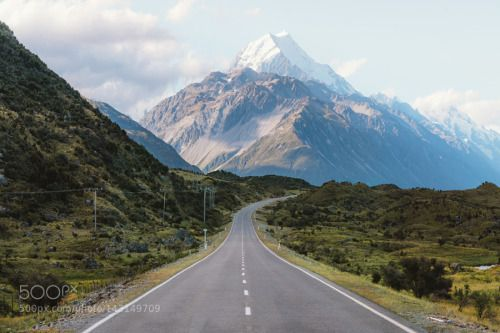 Let the mountains take you home.. by JasonCharlesHill