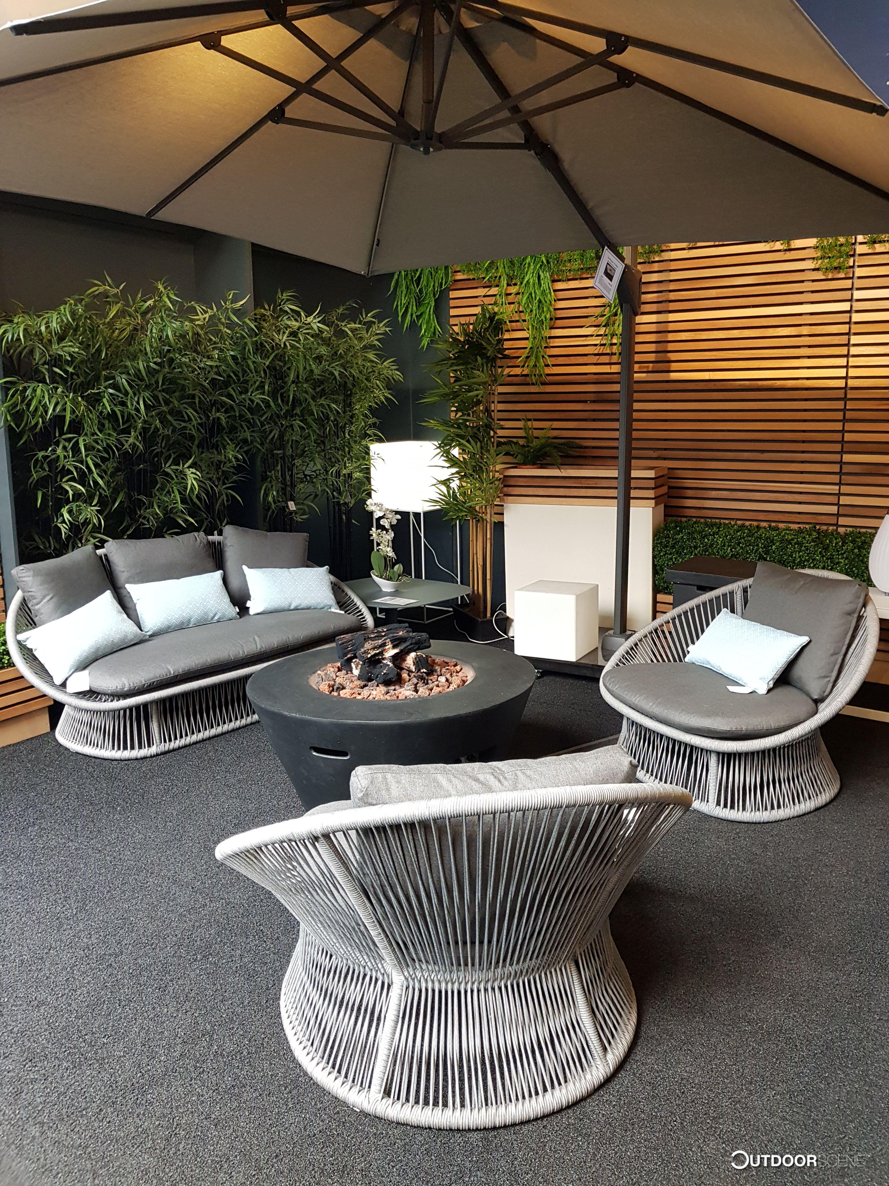 Stunning Garden Furniture Set Modern Outdoor Furniture Garden Furniture Garden Furniture Sets [ 4032 x 3024 Pixel ]