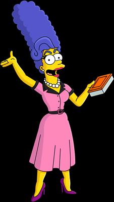 Glamazon Marge Simpsons Wiki Marge Simpson Simpson Maggie Simpson