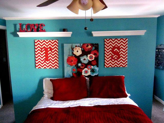 IMG_7480   Future master bedroom   Bedroom turquoise ...