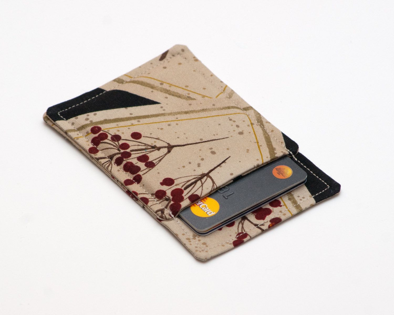 New to Chockrosa on Etsy: Womens Minimalist wallet - Mens Business ...