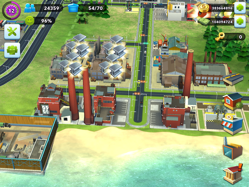 Download SimCity BuildIt Hack FOR IOS works online working 100% No ...
