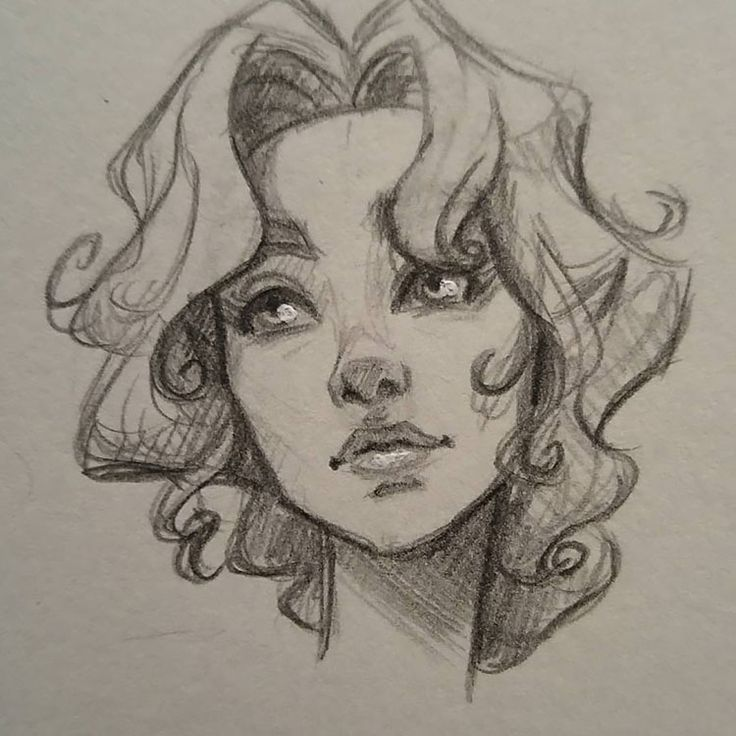 50 Beautiful Female Character Sketch Ideas