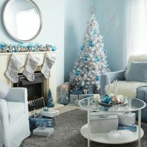 Winter Wonderland Christmas Theme By Poundland Click To
