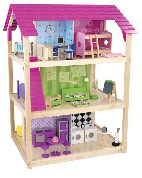 KidKraft для Барби Самый роскошный с мебелью