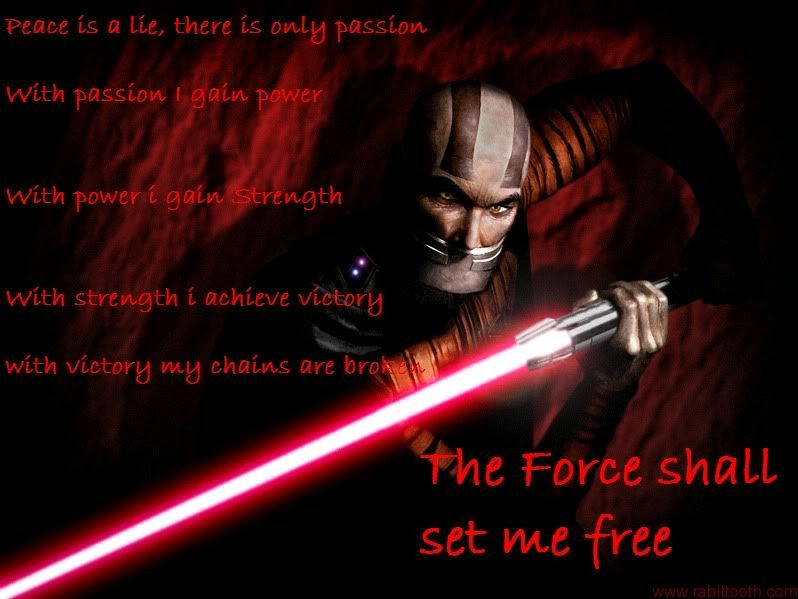 The Dark Sidesith Quotes Quotesgram Quotesgramcom Star