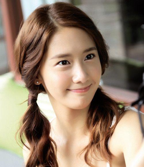 Idol Korea Mana Yang Paling Cantik Jika Rambutnya Dikuncir Dua Selebriti Kecantikan Beautiful