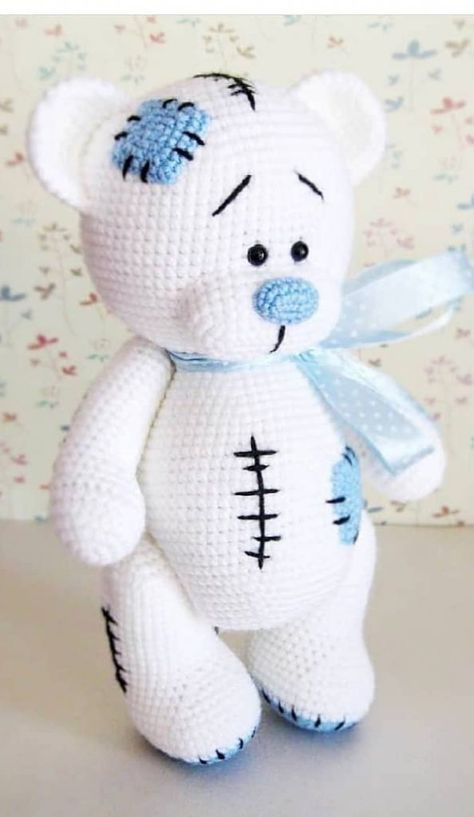 44 Awesome Crochet Amigurumi For You Kids for 2019 - Page 4 of 44 - Free Amigurumi Pattern, Amigurumi Blog! #crochettoys