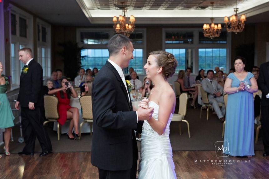 Bethany & Mike | Neshanic Valley Golf Course Wedding | Matthew Douglas Photography | New Jersey Wedding & Portrait Photographer