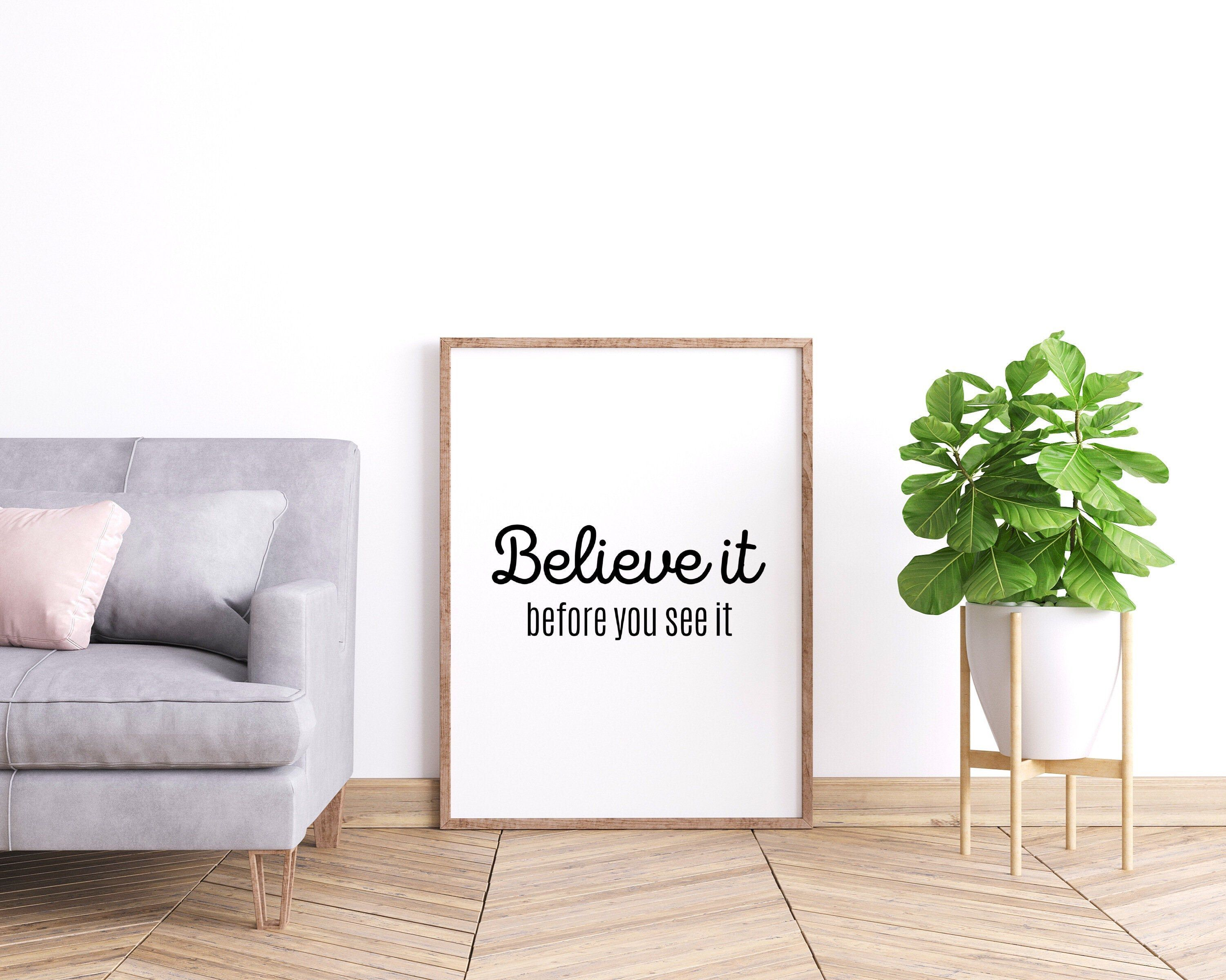 Law of Attraction Quote Spiritual Quote Inspirational Quote   Etsy