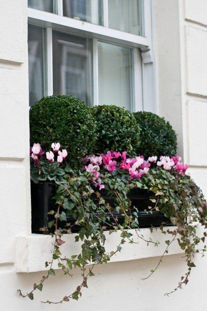 comment fleurir son balcon en 80 photos avec des id es flowers jardini re balcon. Black Bedroom Furniture Sets. Home Design Ideas