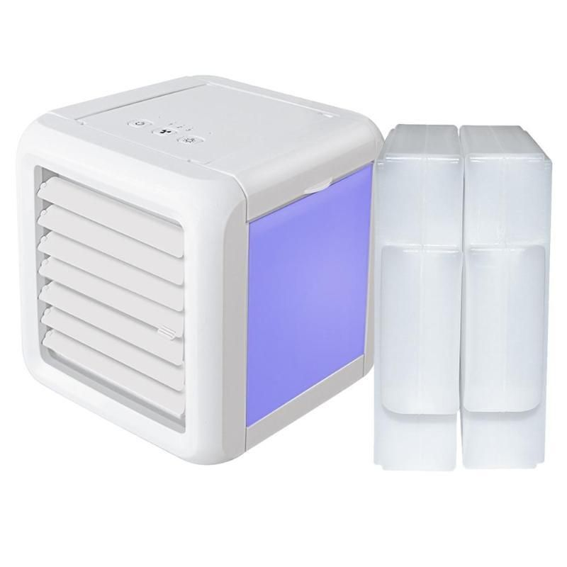850ml Usb Mini Portable Air Conditioner Humidifier Air Cooling